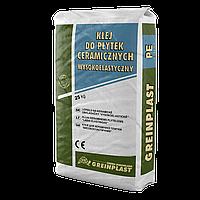 Клей для плитки Greinplast PE високоеластичкий 25kg