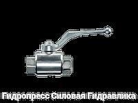 Шаровой кран сталь нержавеющая RKH - For Compression Fitting Heavy Series DIN 2353 POM - NBR