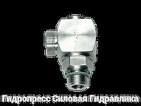 Поворотно-резьбовые соединения - без накидной гайки и врезного кольца