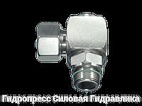 Поворотно-резьбовые соединения - с накидной гайкой типа SC