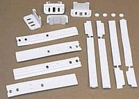 Крепеж фасада для двери встроенного холодильника Вирпул Whirlpool 481231019131