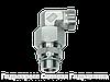 Резьбовые соединения угловые EW- без накидной гайки и врезного кольца, Нержавеющая сталь