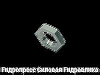 Контргайки для переборочных резьбовых соединений, Нержавеющая сталь