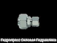 Конусный переходной штуцер - SC, Нержавеющая сталь