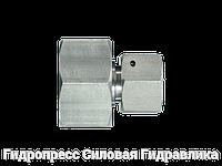Прямые переходники GV - DKO - DKO, Нержавеющая сталь