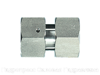 Прямые резьбовые соединения GV - DKO - DKO, Нержавеющая сталь