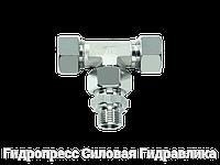 Резьбовые соединения EVT Метрическая - цилиндрическая резьба - предварительно монтированный, Нержавеющая сталь