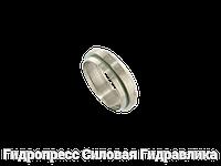 Двугранные врезные кольца с мягкой печатью ES4 - Viton, Нержавеющая сталь