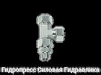 Резьбовые соединения Тройник - SC, Нержавеющая сталь