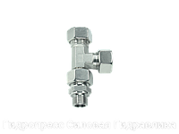 Резьбовые соединения Тройник - стандарт, Нержавеющая сталь