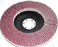 Круг лепестковый торцевой АСЕСА Ø125 Р24