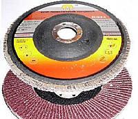 Круг лепестковый торцевой АСЕСА Ø125 Р120