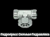 Тройник регулируемое резьбовое соединение - OMD, Нержавеющая сталь