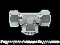 Тройник регулируемое резьбовое соединение - стандарт, Нержавеющая сталь
