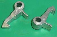 Крючок, защелка люка (дверцы) металлический для стиральной машины Samsung Самсунг DC66-00382A, DC66-00355A