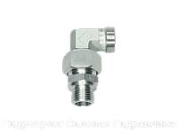 Угловое регулируемое резьбовое соединение - OMD, Нержавеющая сталь