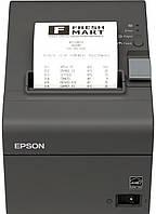 Принтер спец. Epson TM-T20II Ethernet/USB I/F (Dark Grey)+PS C31CD52003