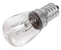 Лампочка для холодильника (универсальная) 15W E14, 220V, 27 x 56 mm
