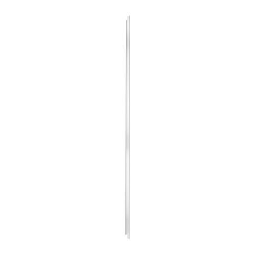 """IKEA """"БЛАНКЕТТ"""" Ручка, алюминий, 1 шт, 220 мм."""