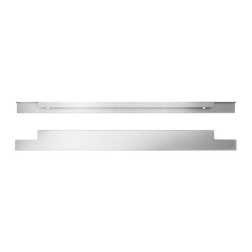 """IKEA """"БЛАНКЕТТ"""" Ручка, алюминий, 2 шт, 395 мм."""
