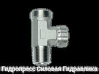 Тройник трубное соединение - OMD, Нержавеющая сталь