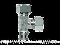 Тройник трубное соединение - стандарт, Нержавеющая сталь