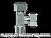 Тройник трубное соединение метрическая резьба - SC, Нержавеющая сталь