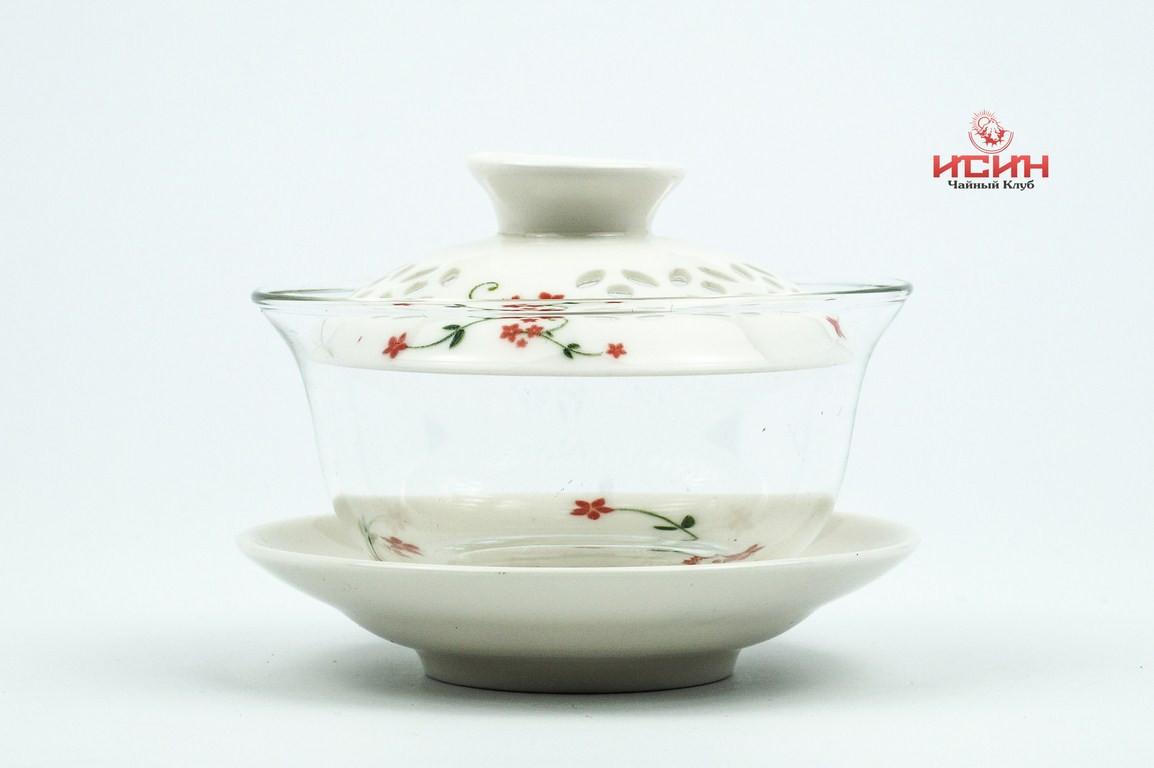 Гайвань, рисовый фарфор/стекло R5, 190мл