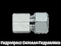 Муфты резьбовые соединительные - SC, Нержавеющая сталь, фото 1