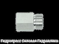 Муфты резьбовые соединительные - OMD, Нержавеющая сталь