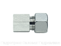 Муфты резьбовые соединительные - SC, Нержавеющая сталь