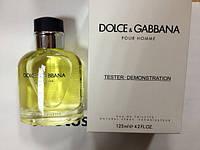 Dolce & Gabbana Pour Homme 125 ml тестер