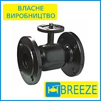 Кран 11с932п Ду20-400 (електропривід) вода, газ, нафтопродукти