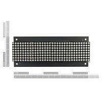 Матричный дисплей информационного табло — Зеленый светодиод 3 мм 32*8 светодиодов 256 шт, фото 1