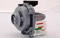 Мотор циркуляционный на посудомоечную машину Indesit Индезит, Аристон Ariston C00303737, C00256523, C00302800