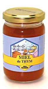 Мед тимьяновый Miels Villeneuve, 250г