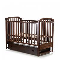 Детская кроватка Mioobaby Caprice Noce(орех)