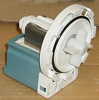 Насос для стиральной машины Ardo (Ардо) 518002500 , крепление к улитке на 8 защелках , клеммы назад раздельно