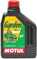 Масло для 4-х тактных бензиновых и дизельных двигателей сельскохозяйственной техники Motul GARDEN 4T 10W-30