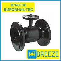Кран 11с933п Ду50-400 (електропривід) вода, газ, нафтопродукти