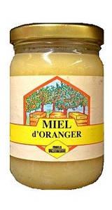 Мед апельсиновый Miels Villeneuve, 250г