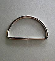 Полукольцо литое 45 мм, никель