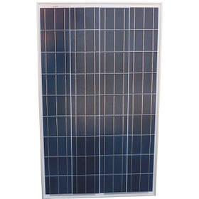 Поликристаллическая солнечная батарея PERLIGHT 100ВТ / 12В PLM-100P-36