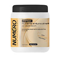 Маска для волос восстанавливающая с экстрактом овса - Brelil Numero (Оригинал)