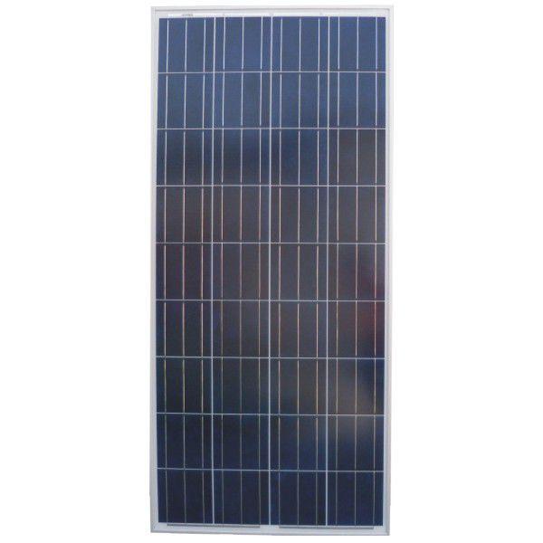 Поликристаллическая солнечная батарея PERLIGHT 150ВТ / 12В PLM-150P-36