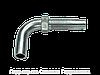 Ниппель Угловые соединения 90°, Нержавеющая сталь