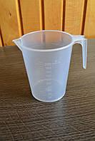 Мерный стакан пластиковый 200мл, фото 1