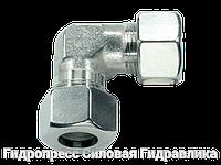 Угловые резьбовые соединения WV - стандартное исполнение, Нержавеющая сталь