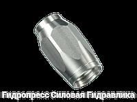 Обжимная муфта резьбовая типа SR-P1, Нержавеющая сталь