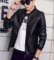 Мужская кожаная куртка. Модель 2005, фото 2